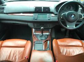 BMW X5 3.0d AUTOMATIC DIESEL BLACK EXCLUSIVE EDITION WARRANTY 12 MONTHS MOT