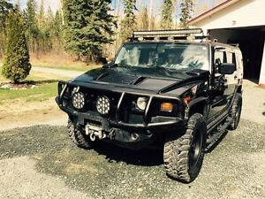 H2 HUMMER TONS OF $$$$ SPENT  Prince George British Columbia image 4