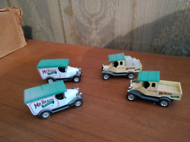 Mr Brains cars