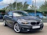 2015 BMW 2 SERIES COUPE 228i M Sport 2dr Coupe Petrol Manual
