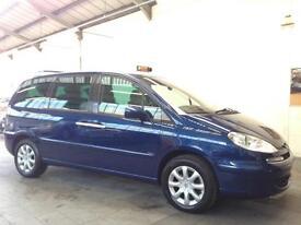2006 Peugeot 807 2.2 HDi Executive 5dr
