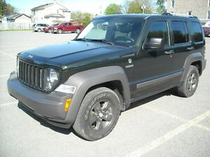2011 Jeep Liberty Renegade SUV, Crossover