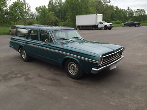 1965 Dart Station Wagon Custom 200