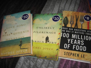 Rachel Joyce Novels
