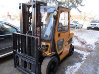 2011 Caterpillar forklift Out door &Indoor with Cab