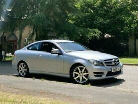 2013 Mercedes-Benz C220 CDI 7G-Tronic Plus AMG Sport Auto *FULL SERVICE HISTORY*