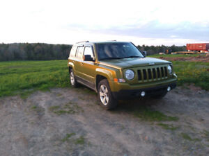 2012 Jeep Patriot 4x4