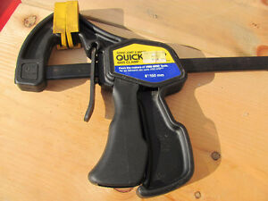 QUICK GRIP BAR CLAMP (USED)