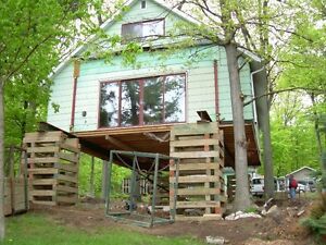 Relocate, Raise or Re-level Your Home or Cottage Kingston Kingston Area image 5
