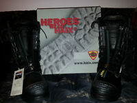 HAIX FIRE FLASH XTREME BOOTS