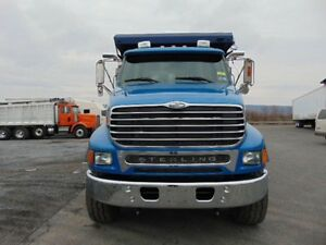 EXPERIENCED DUMP TRUCK DRIVERS WANTED