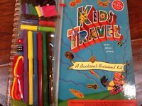 Kids travel activity pack Klutz