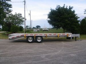All Canadian Made BreMar/Ajj's Aluminum Trailers London Ontario image 17