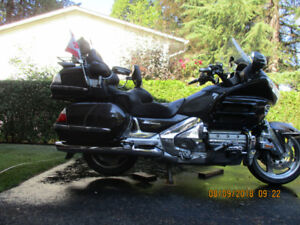 2007 GL 1800 Goldwing  (airbag model