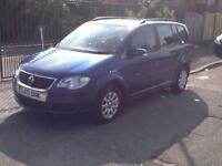 Volkswagen Touran 1.6 ( 100BHP ) ( 7st FINANCE AVAILABLE WITH NO DEPOSIT NEEDED