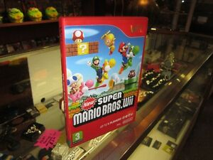SUPER MARIO Brothers WII For Nintendo WII For Sale