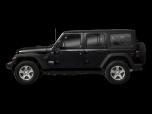 2018 Jeep Wrangler Unlimited Sahara 4x4  - Navigation - $174.90
