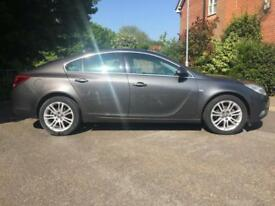 2009 59 VAUXHALL INSIGNIA 2.0 CDTI 160 EXCLUSIV 5 DR HATCHBACK