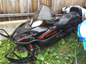 2004 Arctic Cat T660 turbo