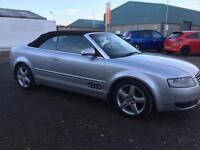 Audi A4 Cabriolet 1.8T 2005MY Sport