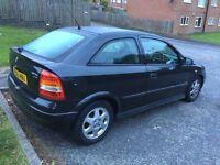 Vauxhall Astra 1.6 SXI 16v SWAPS!