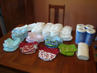 Couches lavables - Cloth Diapers
