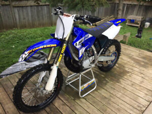 looking for a yz rm kx or sx 2 stroke 250..cash waiting