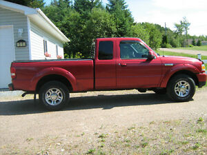 2006 Ford Ranger Sport (REDUCED)