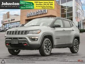 2019 Jeep Compass Trailhawk 4x4  - Navigation - $148.91 /Wk