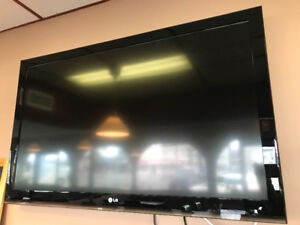 Used LG TV barely used for sale