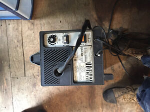 Mig welder can ad gas. Like new