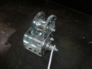 Two hand winches