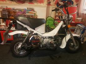 skyteam bubble 50cc