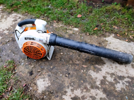 Stihl bg85 leaf blower