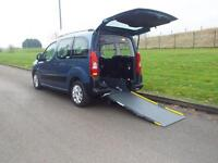 Citroen Berlingo 1.6HDi Multispace XTR Wheelchair Accessible Vehicle