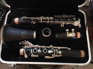 Two Bb Clarinets