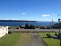 Ocean Front Condo 180 Degree View-Seawalk Campbell River, BC