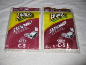 VARIOUS VACUUM BAGS - BRANDNEW - CHECK IT OUT!