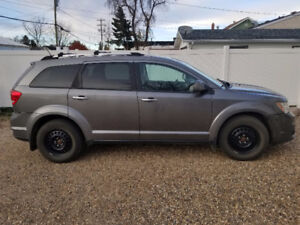 2012 Dodge Journey R/T AWD SUV, Crossover