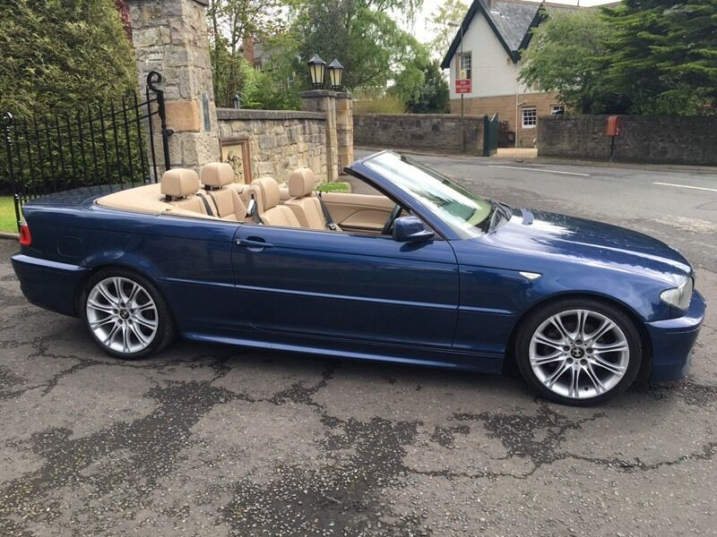 2005 bmw 320 ci convertible m sport e46 px welcome in barnton edinburgh gumtree. Black Bedroom Furniture Sets. Home Design Ideas