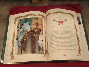 Anne of Green Gables Christmas Treasury - HC/DJ Like New
