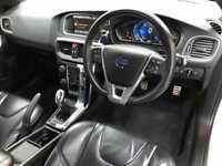 2013 13 VOLVO V40 2.0 D3 R-DESIGN LUX NAV 5D 148 BHP DIESEL