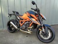 KTM 1290 SUPERDUKE 2020 MODEL SPORTS MOTORCYCLE