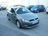 2012 Volkswagen Polo 1.2TDI ( 75ps ) Match Finance Available