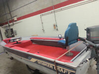 *** WOW **** 15FT SMOKERCRAFT PACKAGE WITH 30HP YAMAHA