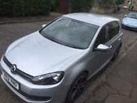 Volkswagen Golf 1.6tdi bluemotion 12plate 52000 fsh 1 year mot