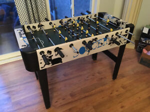 "Sportcraft 48"" Foosball Table"