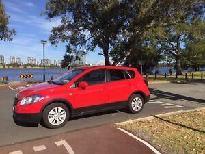 Suzuki S-Cross GL NAVIGATOR (MEDIUM SUV) Perth Perth City Area Preview