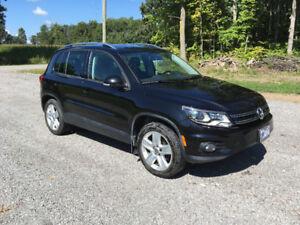 2012 Volkswagen Tiguan 2.0L