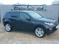 2015 15 LAND ROVER DISCOVERY SPORT 2.2 SD4 SE TECH 5D 190 BHP DIESEL